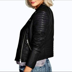 Decree Jackets & Coats - Leather Jacket